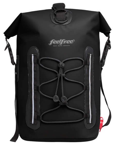 "FeelFree Rucksack ""Go Pack"", 20L, schwarz"