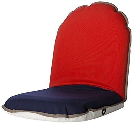 "Comfort Seat ""Adventure Compact"", Farbkombination: blau/rot"