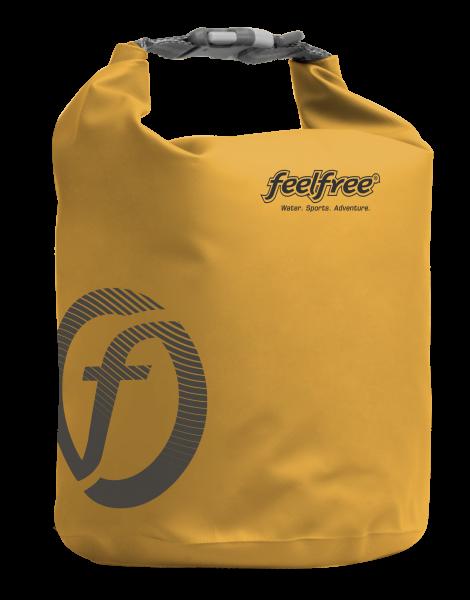 "FeelFree Beutel ""Dry Tube"", 5L, gelb"