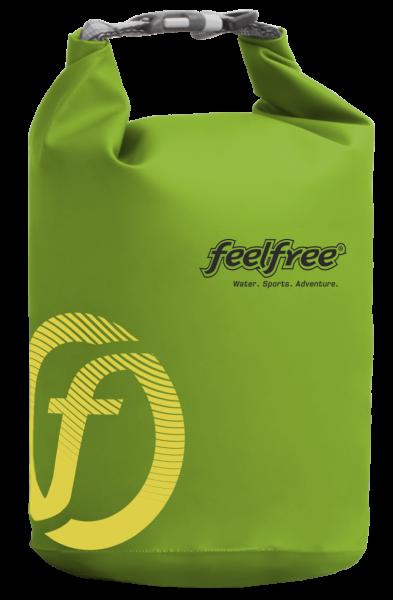 "FeelFree Beutel ""Mini Tube"", 3L, lime"