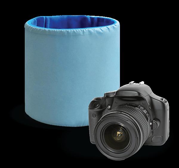 FeelFree Schutzpolster für Kameras, Größe M, für Dry Tubes 15L -20L