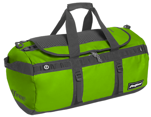 "FeelFree Multifunktionstasche ""Cruiser"", 25L, lime"
