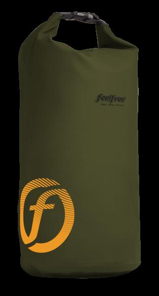 "FeelFree Beutel ""Dry Tube"", 20L, oliv"