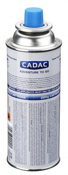 CADAC - Gaskartusche, 220 gr., SSN-29-Gewinde