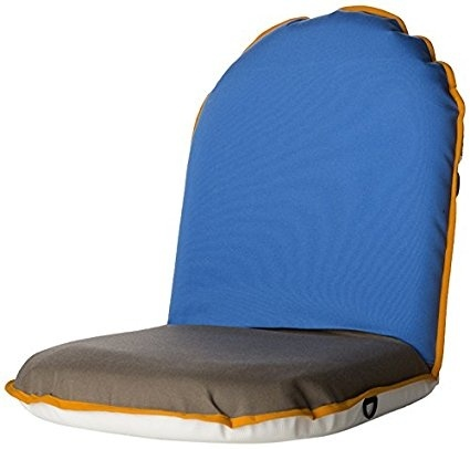 "Comfort Seat ""Adventure Compact"", Farbkobination: capriblau/taupe"
