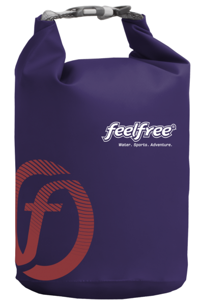 "FeelFree Beutel ""Mini Tube"", 3L, lila"