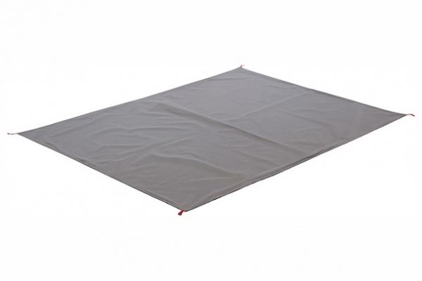 HIGH PEAK - Outdoor Blanket, grau/schwarz