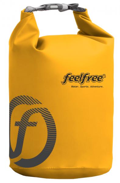 """FeelFree Beutel """"Mini Tube"""", 3L, gelb"""