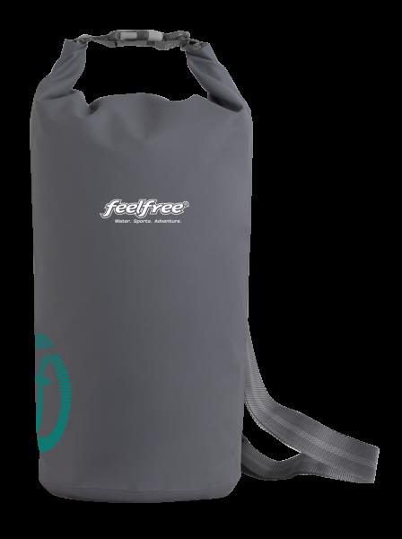"""FeelFree Beutel """"Dry Tube"""", 10L, grau"""