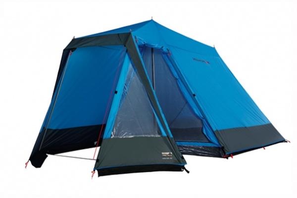 HIGH PEAK - colorado 180 Zelt, 4-Personen, blau/dunkelgrau