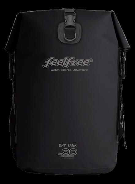 "FeelFree Rucksack ""Dry Tank"", 60L, schwarz"