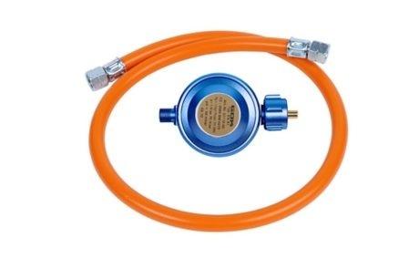 CADAC - Universalregler / Druckminderer für Gasflaschen, 50 mbar