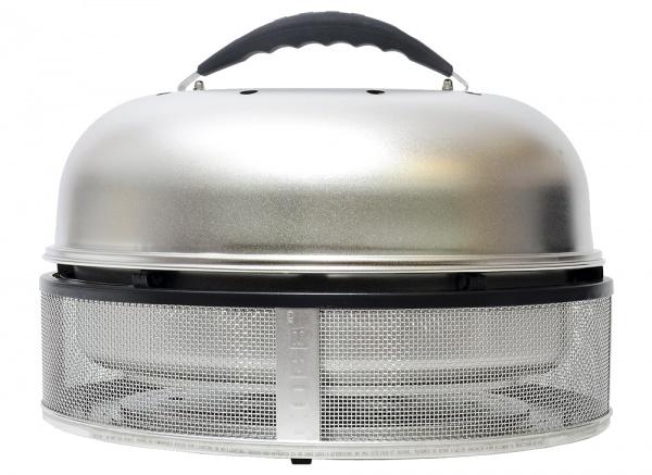 Cobb Supreme Grill mit großer ovaler Grillfläche