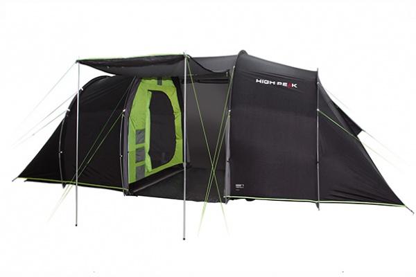 HIGH PEAK - Tauris 4 Zelt, 4 Personen, dunkelgrau grün