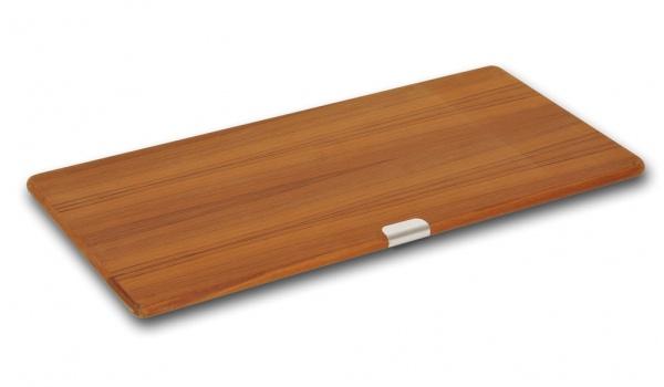 FORMA - Teak-Tischplatte, 87 x 44,50 cm