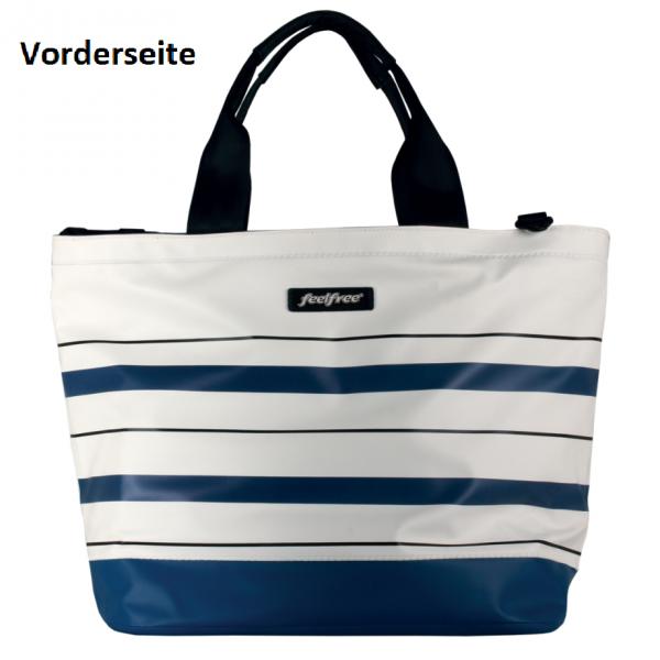 """FeelFree Handtasche """"BRETON TOTE-Traditional Navy"""", Größe XL"""
