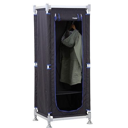 Westfield ModuCamp Modul 1 Kleiderschrank, grau/blau