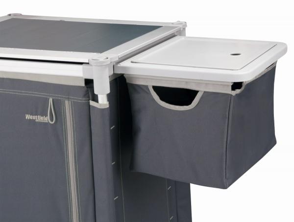 Westfield ModuCamp Abfallbehälter