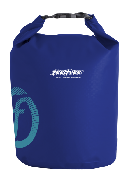 "FeelFree Beutel ""Dry Tube"", 15L, blau"