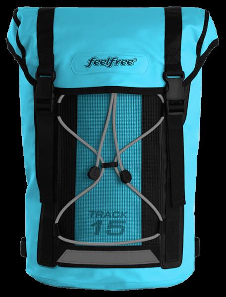 """FeelFree Rucksack """"Track"""", 15L, hellblau"""