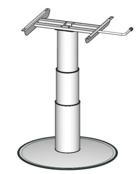 ilse, freistehendes Liftgestell, höhenverstellbar 320 - 695 mm