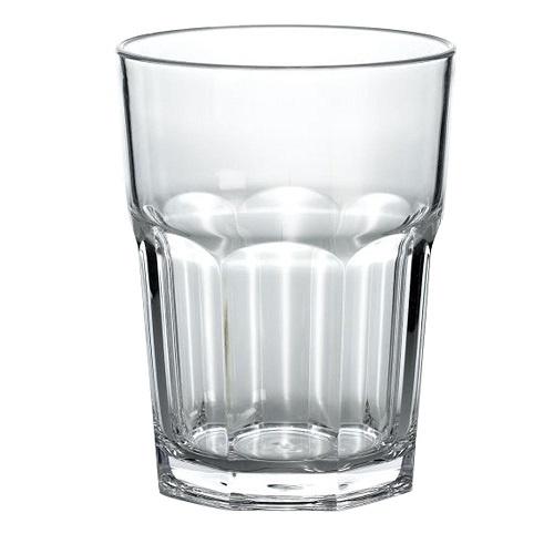 Gimex - Caipi/Latte Glas, Set 2-tlg.